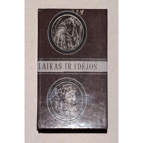 A. Rybelis - Laikas ir idėjos