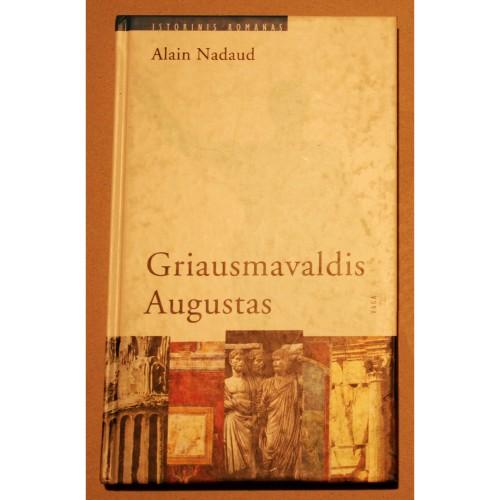 Alain Nadaud - Griausmavaldis Augustas