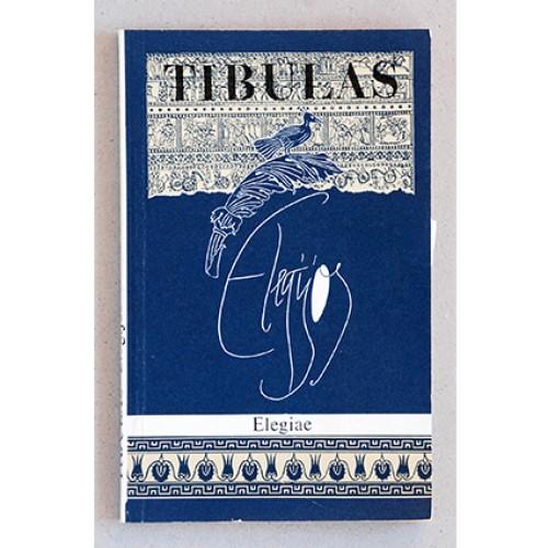 Albijus Tibulas - Elegijos