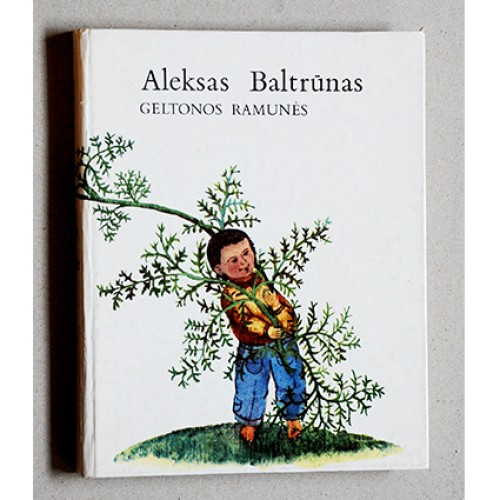 Aleksas Baltrūnas - Geltonos ramunės