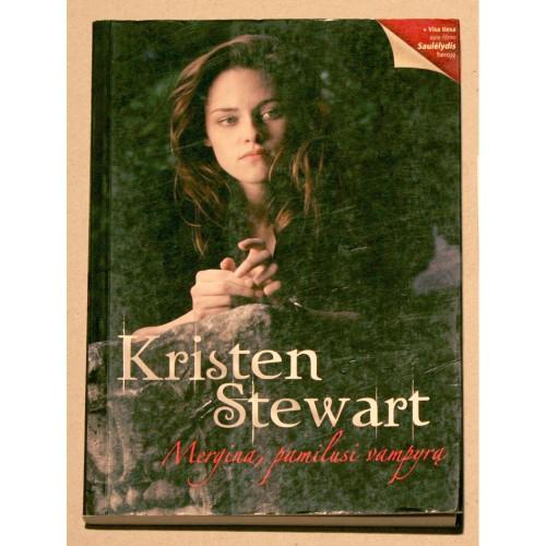 Andrew P. - Kristen Stewart. Mergina, pamilusi vampyrą