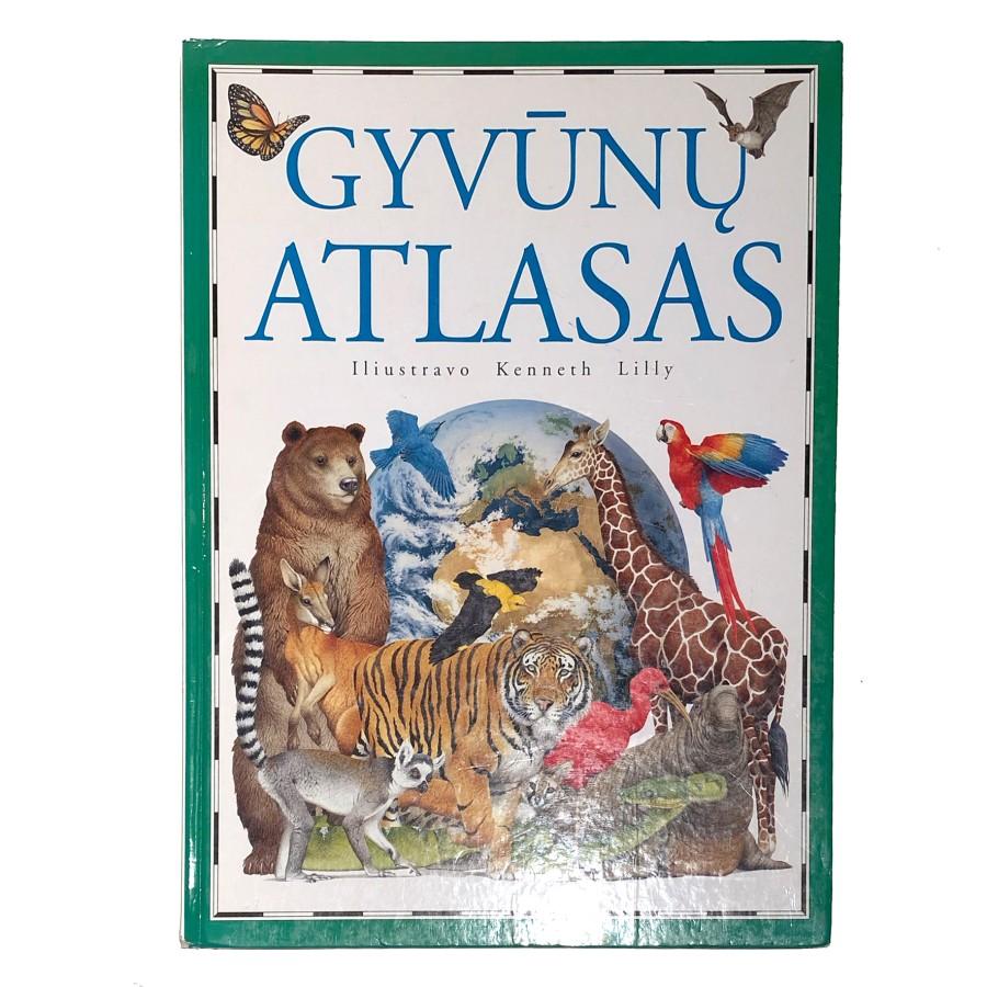 Barbara Taylor Bradford – Gyvūnų atlasas