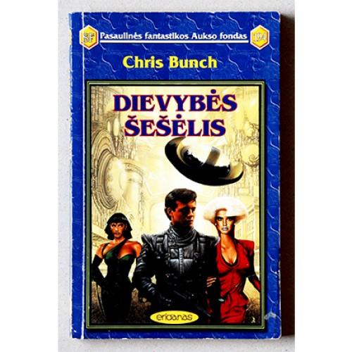 Chris Bunch - Dievybės šešėlis