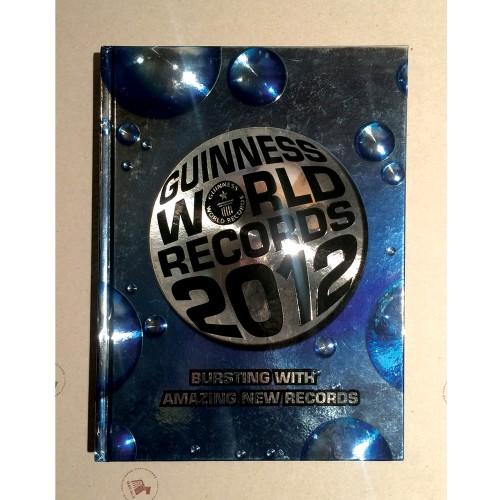 Craig Glenday - Guinness World Records 2012