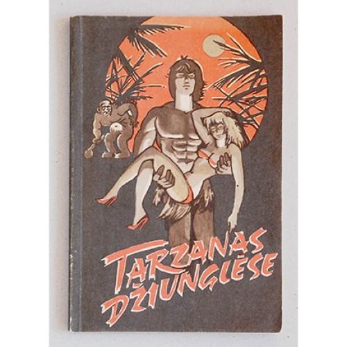 Edgaras Raisas Barouzas - Tarzanas džiunglėse
