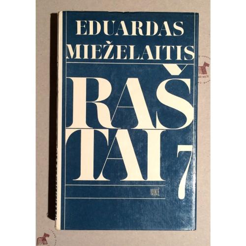 Eduardas Mieželaitis - Raštai. Nikė VII tomas
