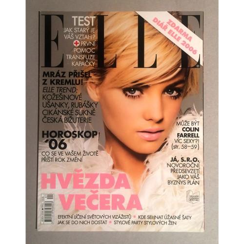 Elle - Leden 2006