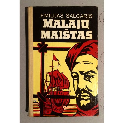 Emilijas Salgaris - Malajų maištas