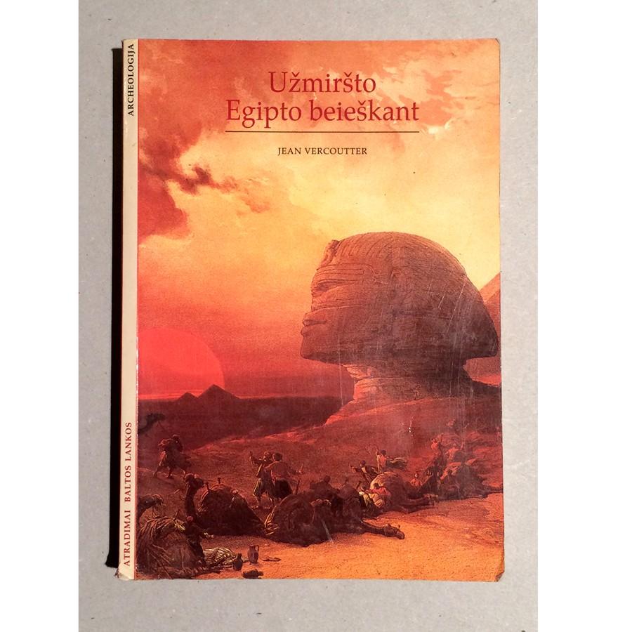 Jean Vercouter - Užmiršto Egipto beieškant