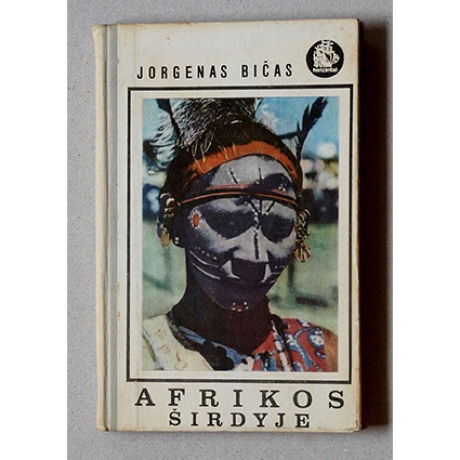 Jorgenas Bičas - Afrikos širdyje