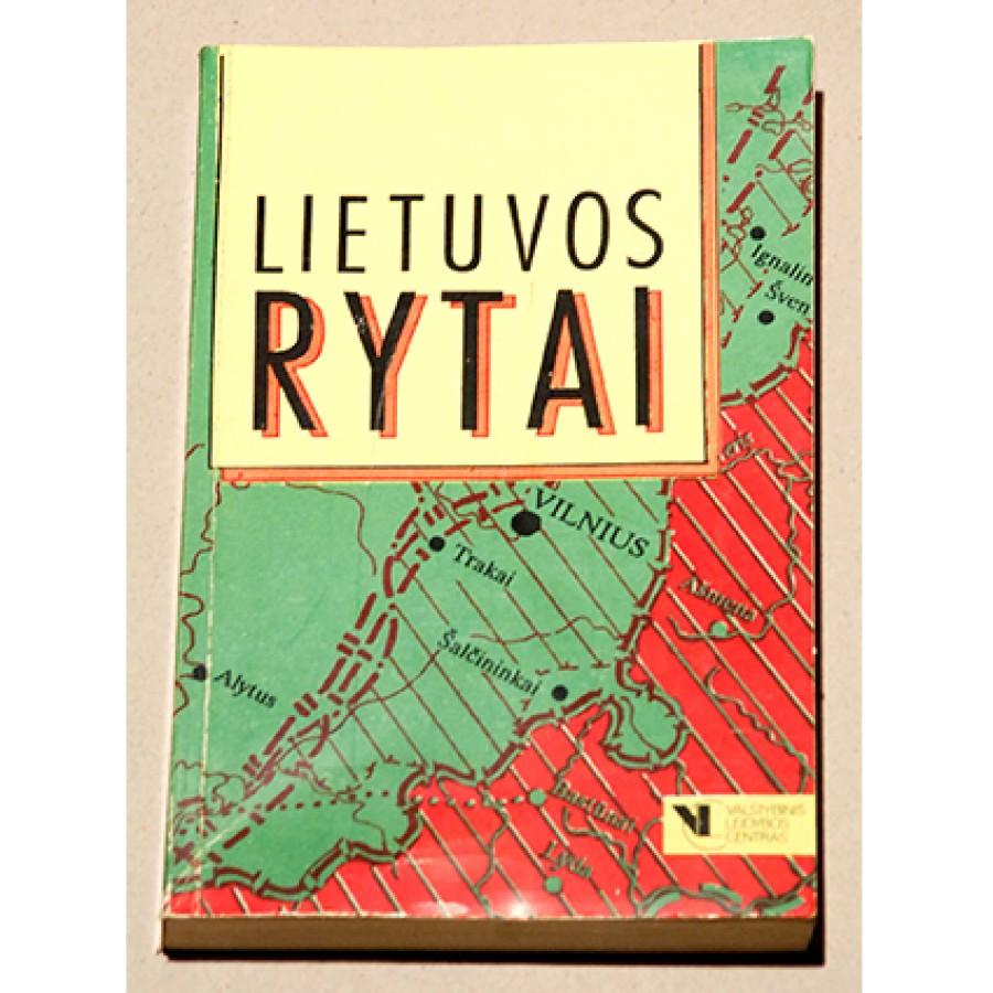 K. Garšva, L. Grumadienė - Lietuvos Rytai