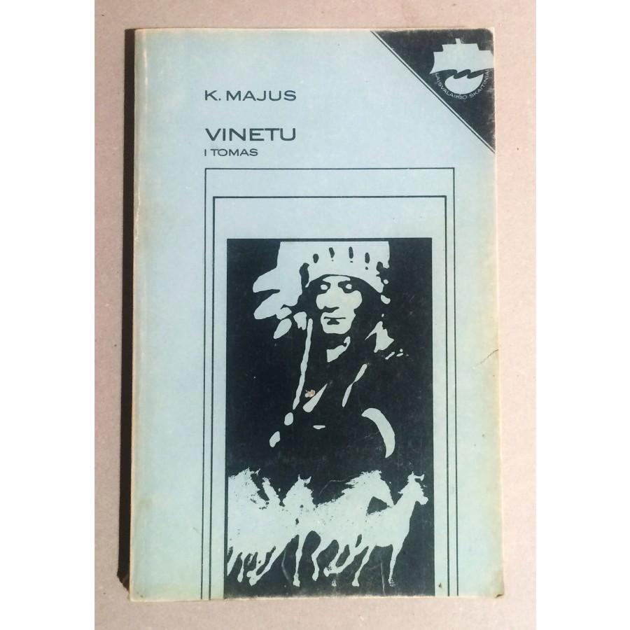 Karl May - Vinetu. 1 knyga