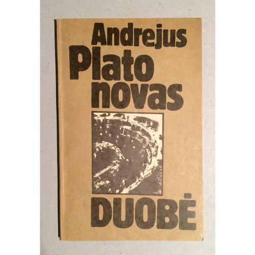 Platonovas Andrejus - Duobė