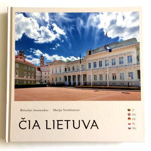 Ričardas Anusauskas, Marija Vesėliūnienė - Čia Lietuva