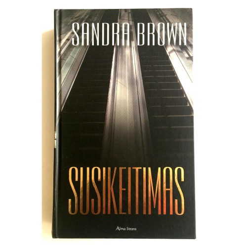 Sandra Brown - Susikeitimas