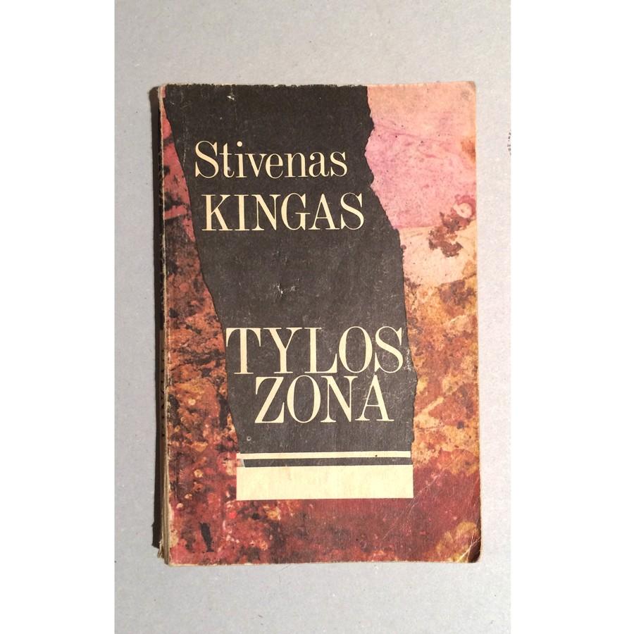Stivenas Kingas - Tylos zona