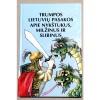Trumpos lietuvių pasakos apie nykštukus, milžinus ir slibinus