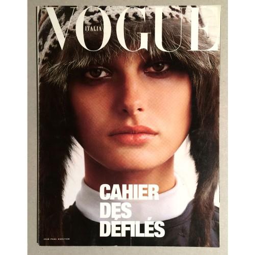 Vogue Italia 1998 Luglio