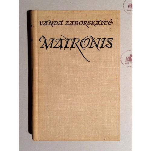 Zaborskaitė Vanda - Maironis