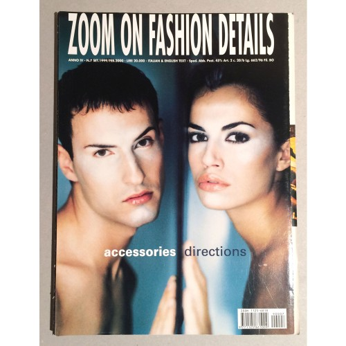 Zoom on fashion details 1999 Set. / 2000 Feb.