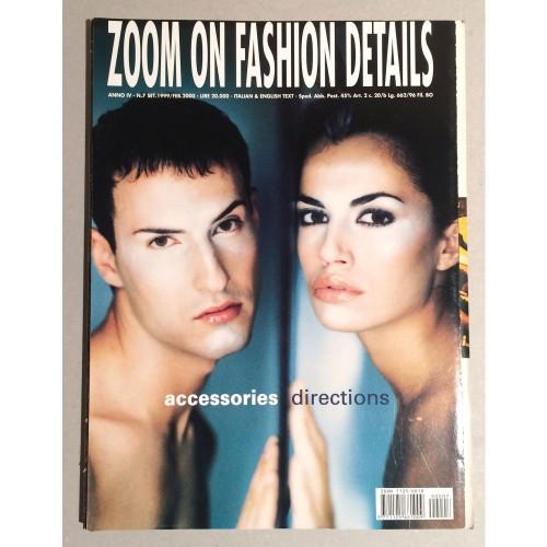 Zoom on fashion details 1999 Set. / 2000 Feb.